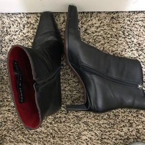 Vintage high heel boots